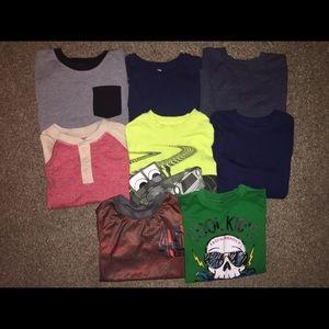 Other - Boys 3T long sleeve/t-shirt bundle